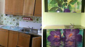 renover armoire cuisine