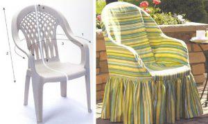 renover chaise plastique