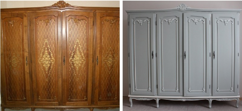 14 id es g niales pour transformer vos vieux meubles en une d co tr s originale wow. Black Bedroom Furniture Sets. Home Design Ideas