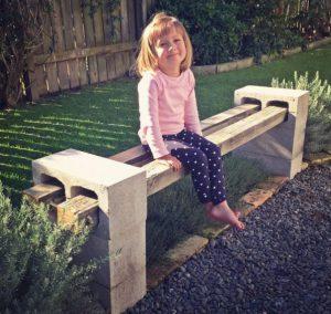 fabriquer banc astuce jardin
