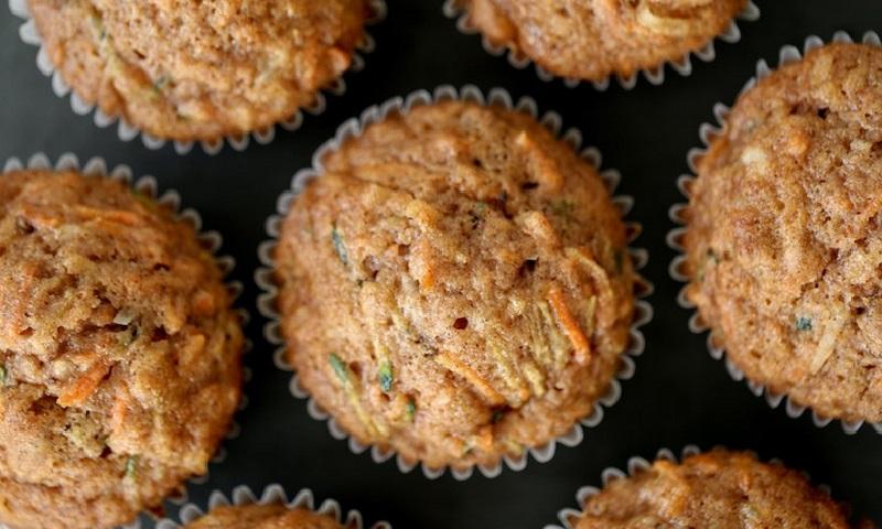 Voici les muffins les plus populaires du matin pour un petit d jeuner sain et savoureux - Recette petit dejeuner sain ...