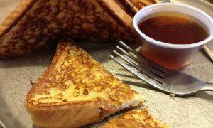 recette pain perdu sirop erable