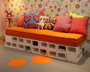 sofa astuce jardin