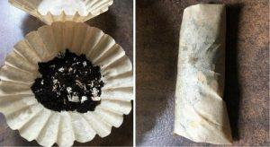 astuce jardin fertiliser filtre cafe