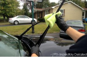astuce nettoyer auto essui glace