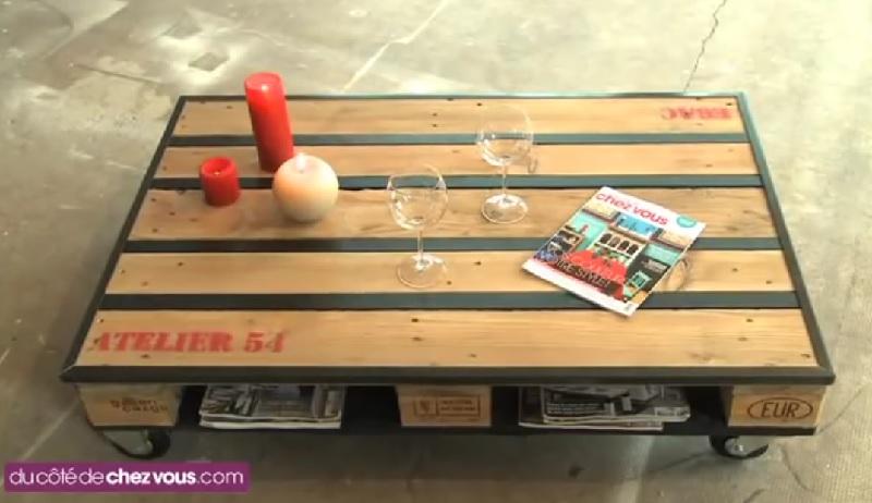 ce qu elle fait avec cette simple palette de bois est impressionnant. Black Bedroom Furniture Sets. Home Design Ideas