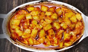 poulet bbq ananas recette