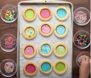 recette biscuit bonbon pate bonbon