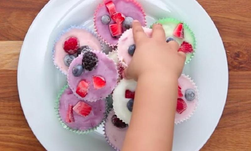 voici le meilleur dessert glac pour les enfants une recette sant et facile. Black Bedroom Furniture Sets. Home Design Ideas