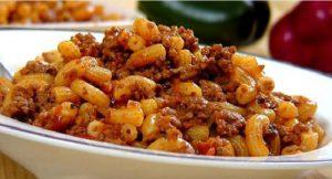 recette macaroni viande hachee meilleur