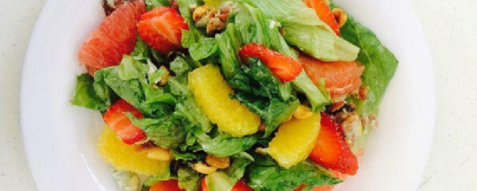 recette salade brule graisse