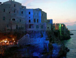 restaurant grotte hotel italie