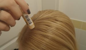 astuce cheveux baume levres