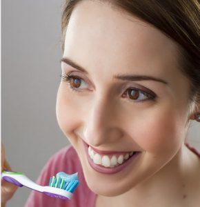 brosser dent maigrir