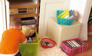 enfant 4 ans ranger jouet