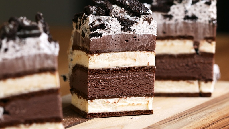 Chocolate Biscuit Cake Recette