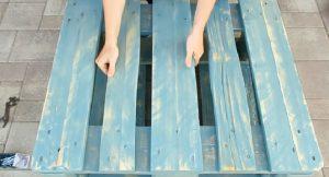 palette bois meuble astuce brico