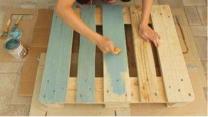 palette fabriquer meuble 3
