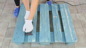 palette fabriquer meuble 4