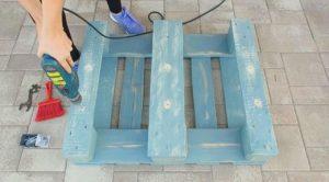 palette fabriquer meuble 6