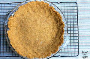 recette fond de tarte graham biscuit
