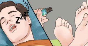 astuce odeur pied naturelle
