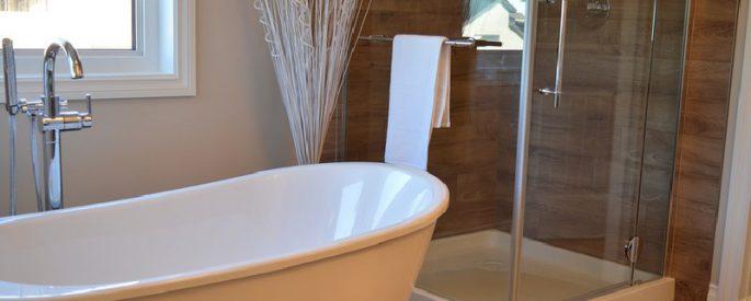 bain douche pour relaxer