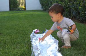 jouets enfants bac glacon congelateur bateaux