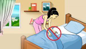 pas faire lit acariens astuce