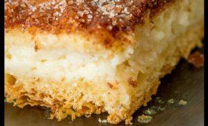 recette gateau feuillete fromage