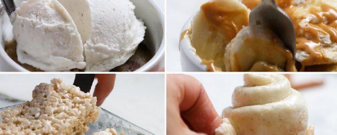 recette dessert micro-onde