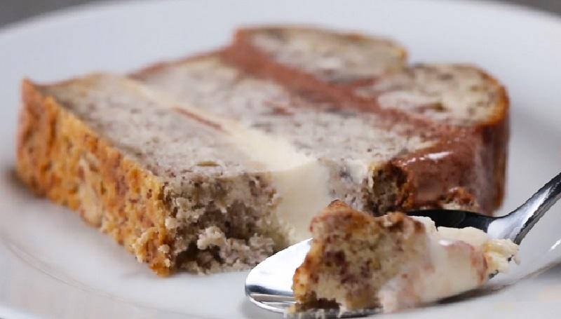 Cake Exquis Aux Bananes