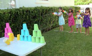 astuce jeu enfant concours arrosage