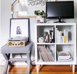 astuce meuble tele