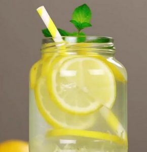 maigrir citron