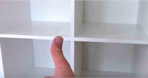 meuble ikea etagere