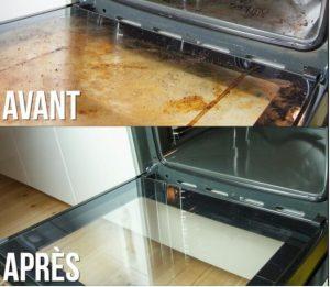 Voici comment nettoyer un four encrass une astuce g niale et facile - Comment nettoyer un four encrasse ...