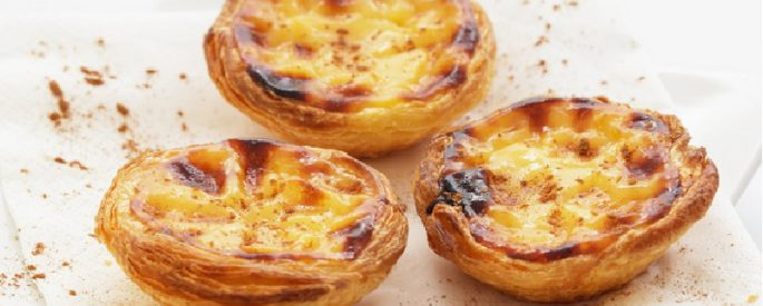 recette Pasteis de Nata portugais