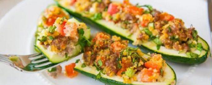 recette courgette legume