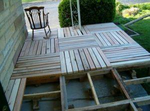 reno terrasse patio bricoleur astuce