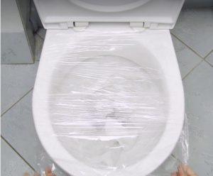 astuce toilette nettoyer 2
