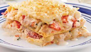 lasagne fruit mer recette