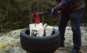 meilleure hache couper du bois