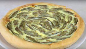 recette tarte artichaut