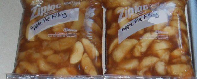 recette tarte aux pommes filling