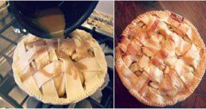recette tarte pomme grand mere