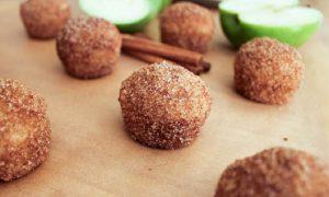 recette beignet donut pomme