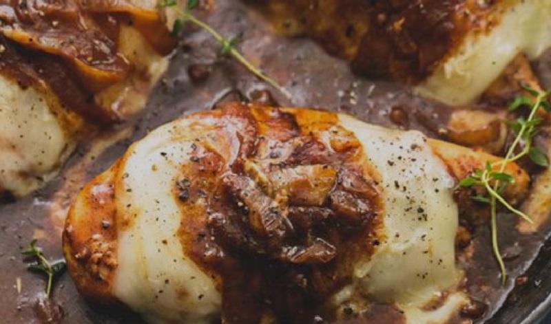 recette sauce oignon