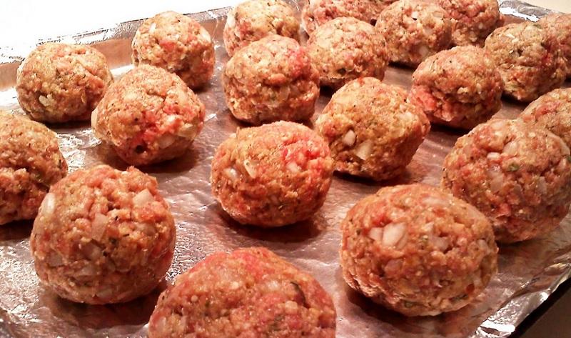 Voici comment cuisiner les meilleures boulettes de viande - Cuisiner le cabillaud au four ...