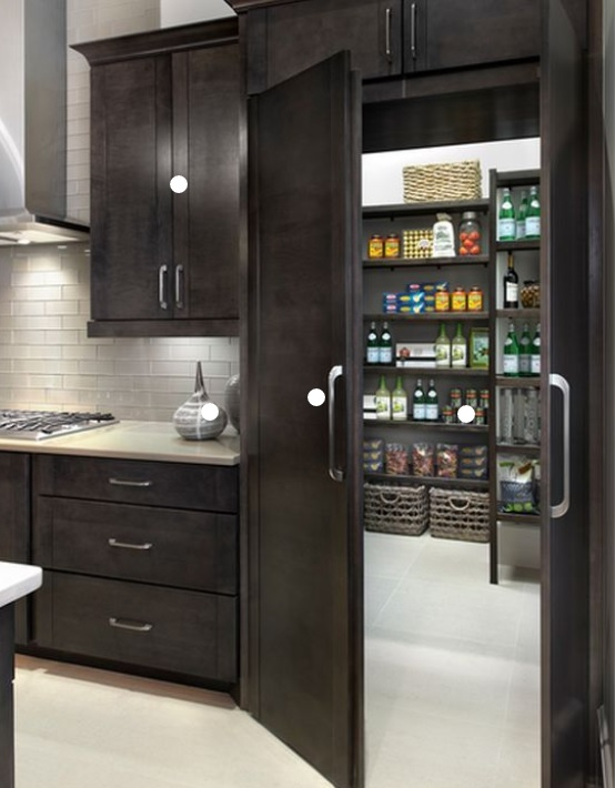 fabriquer un garde manger walk in derri re le frigo pratique et g nial. Black Bedroom Furniture Sets. Home Design Ideas